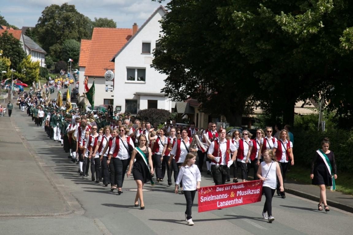 Vorschau Schützenfest 2018
